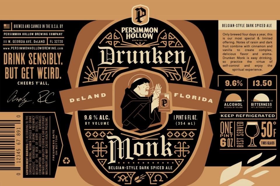 Persimmon Hollow Drunken Monk