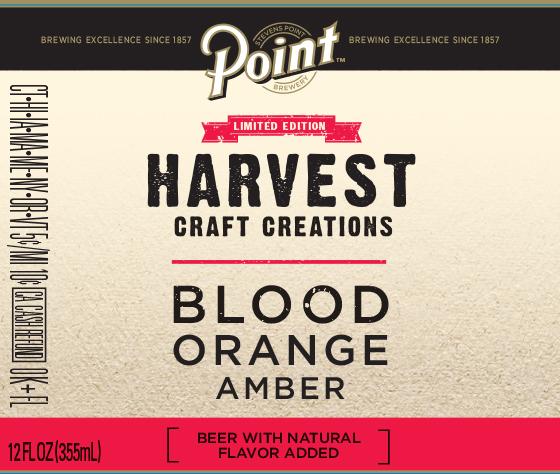 Point Blood Orange Amber