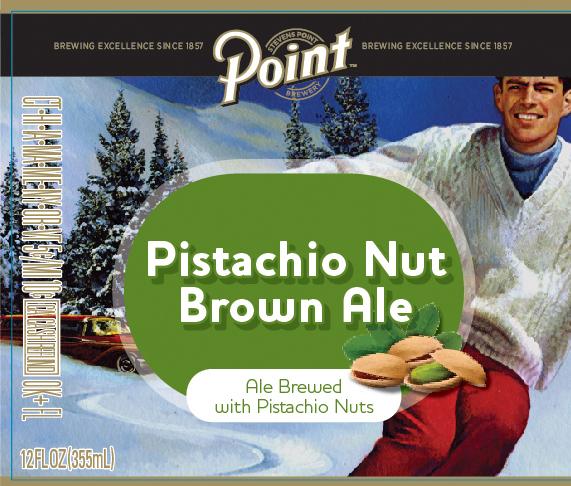 Point Pistachio Nut Brown Ale
