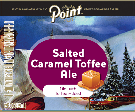 Point Salted Caramel Toffee Ale