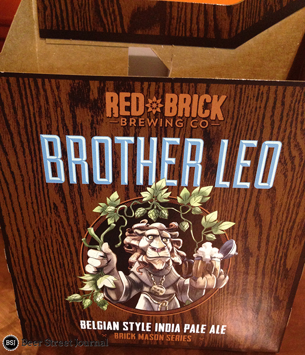Red Brick Brother Leo