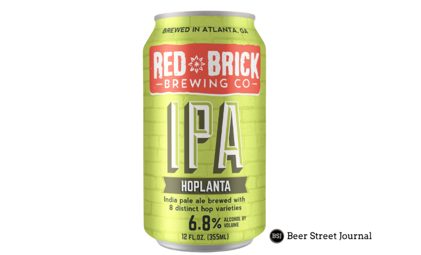 Red Brick Hoplanta Cans