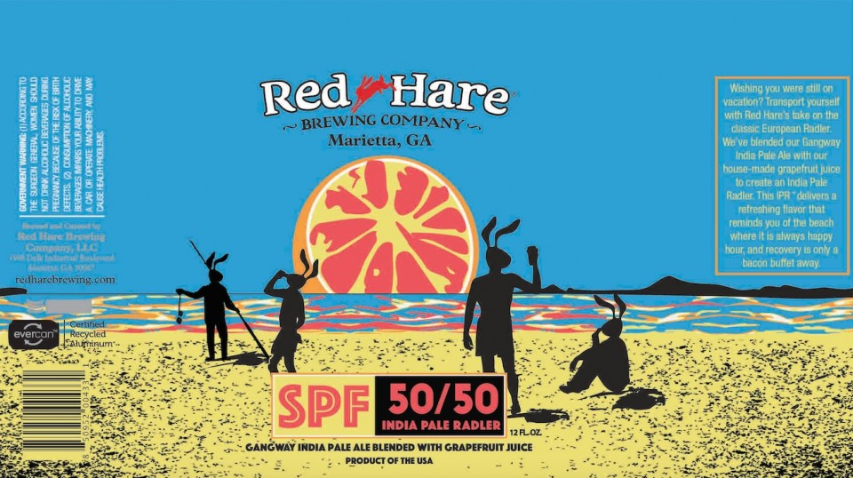 Red Hare SPF 50/50