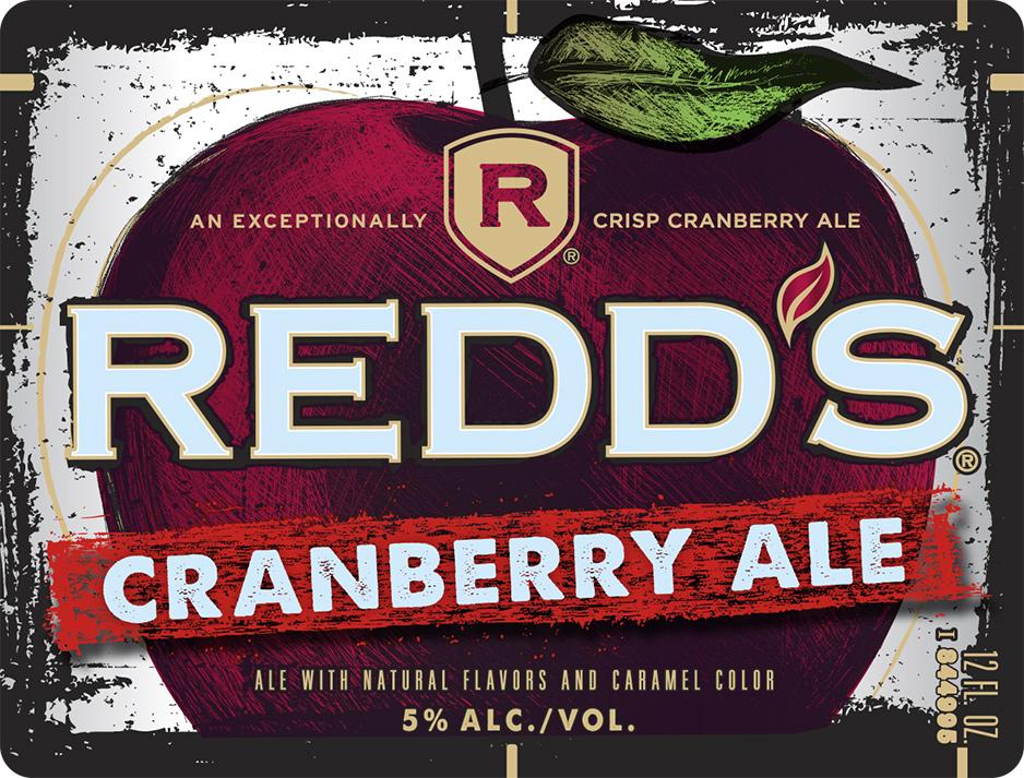 Redd's Cranberry Ale