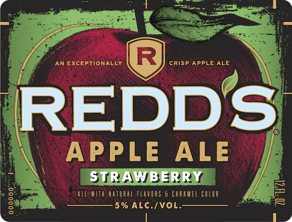 Redd's Strawberry Apple Ale