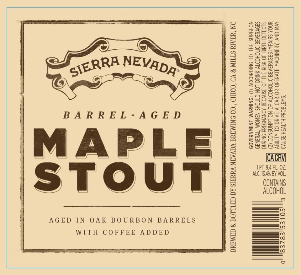 Sierra Nevada Maple Stout