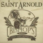 Saint Arnold Bishop's Barrel Logo