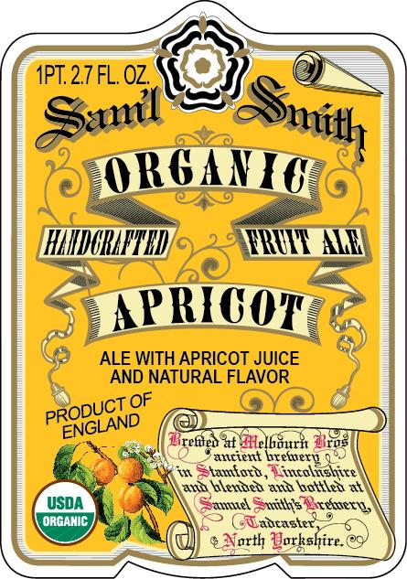 Sam Smith Org Apricot