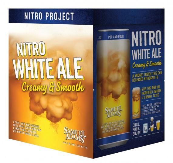 Samuel Adams Nitro Can 4 Pack