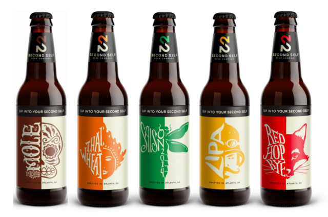 Second Self Bottle Lineup