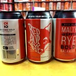 Second Self Red Hop Rye Cans