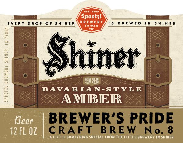 Shiner Bavarian-style Amber
