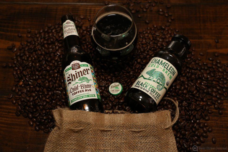 Shiner Cold Brew Coffee Ale