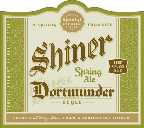 Shiner Dortmunder 22oz