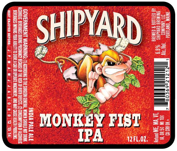 monkey beer ipa