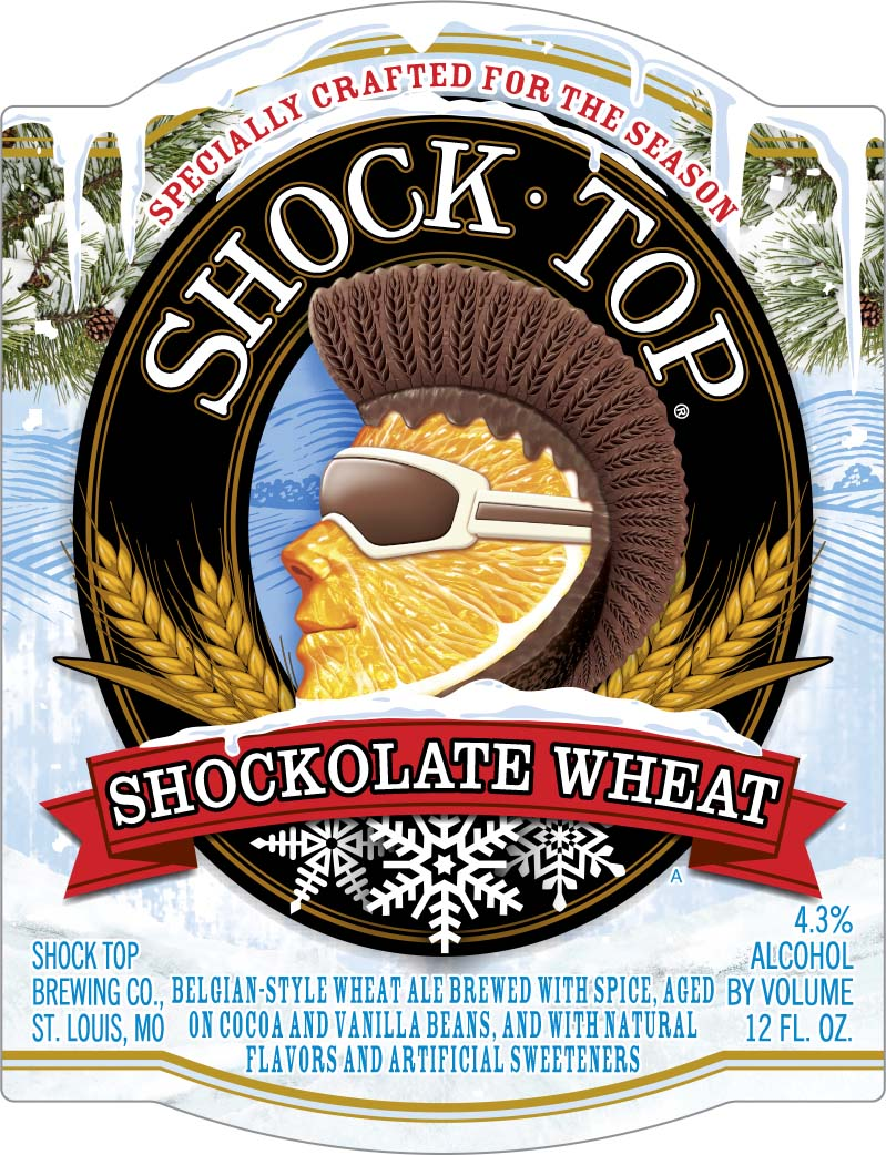 Shock Top Shockolate Wheat