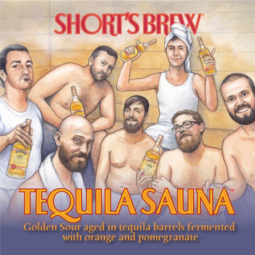Short's Tequila Sauna