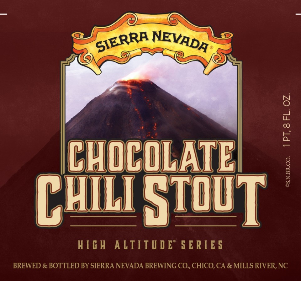 Sierra Nevada Chocolate Chili Stout