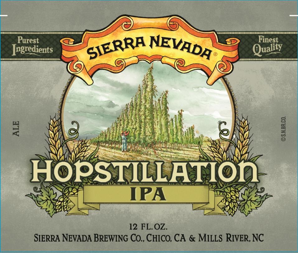 Sierra Nevada Hopstillation IPA