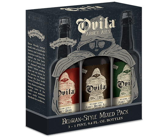 Sierra Nevada Ovila Mix Packs