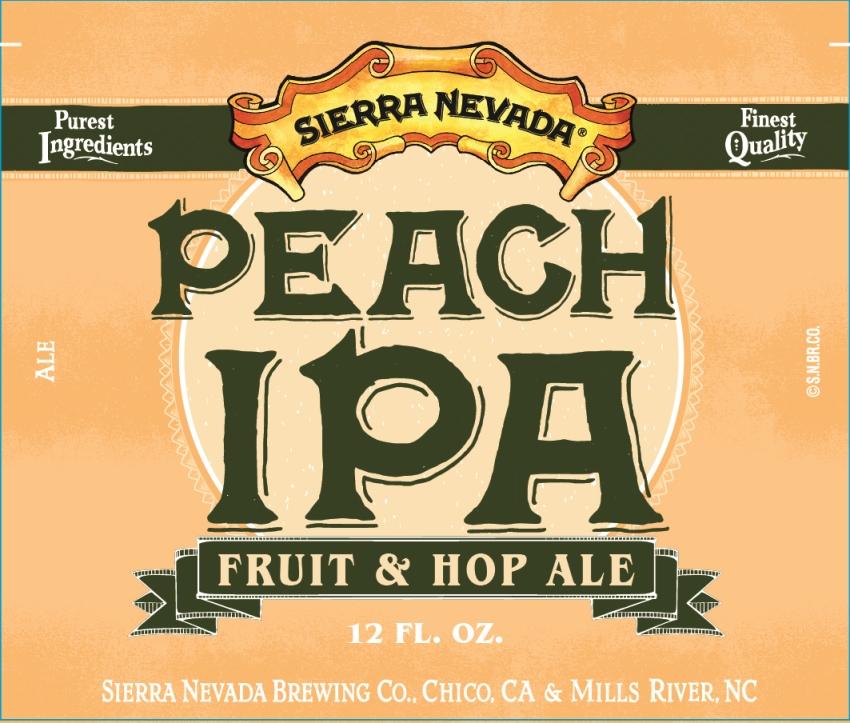 Sierra Nevada Peach IPA