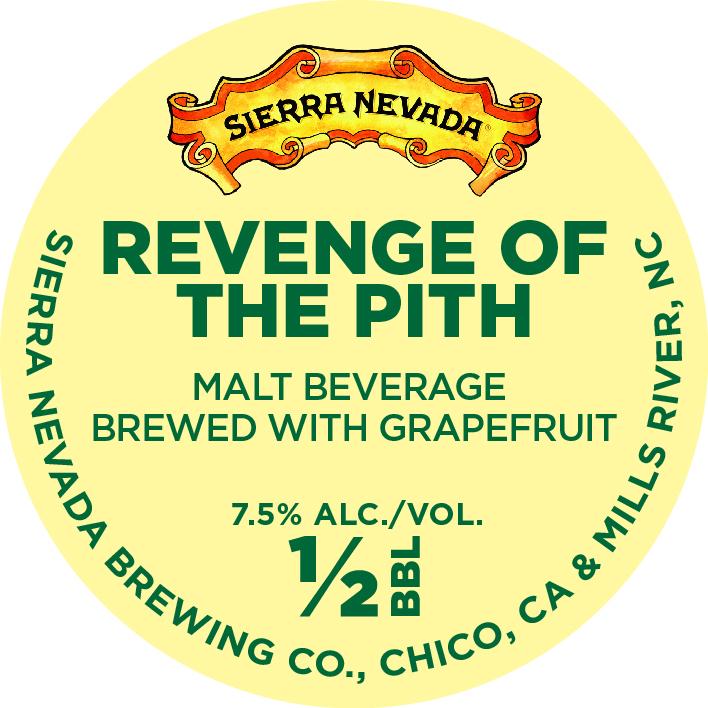 Sierra Nevada Revenge of the Pith