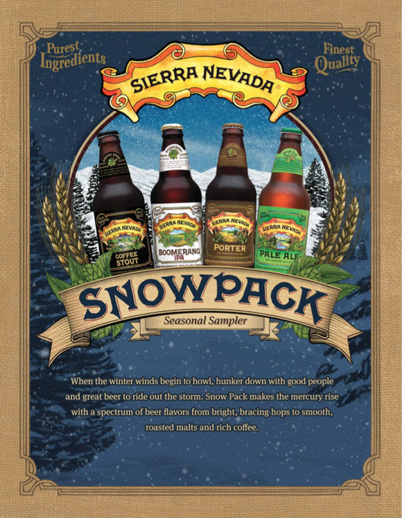 Sierra Nevada Snowpack 2014