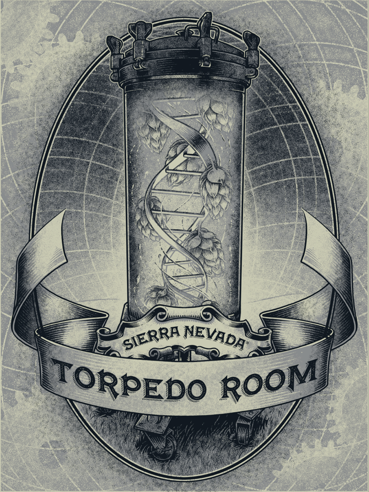 Sierra Nevada Torpedo Room Menu