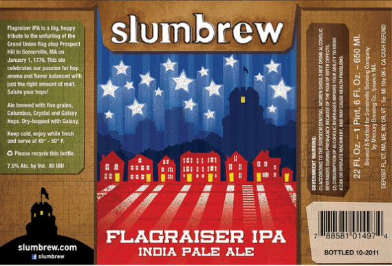 Slumbrew Flagraiser IPA