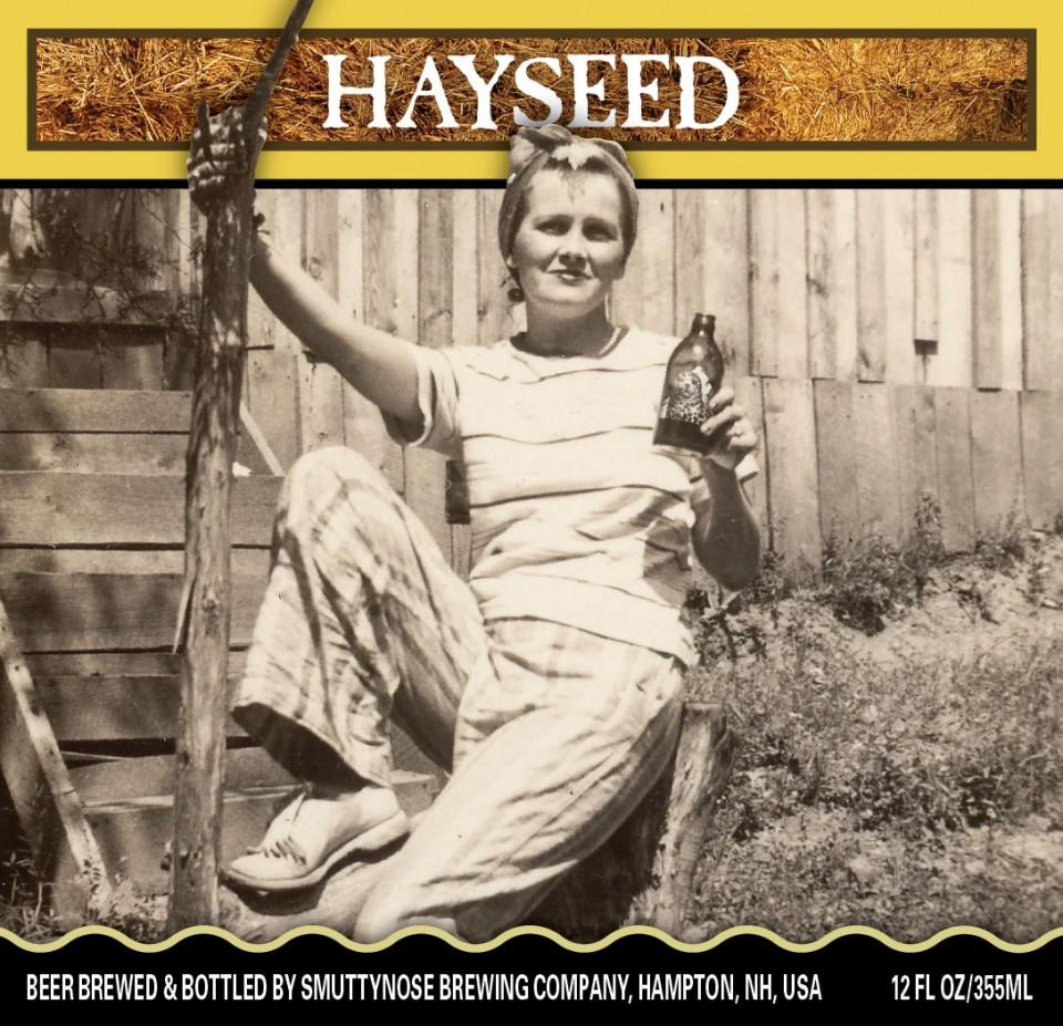 Smuttynose Hayseed