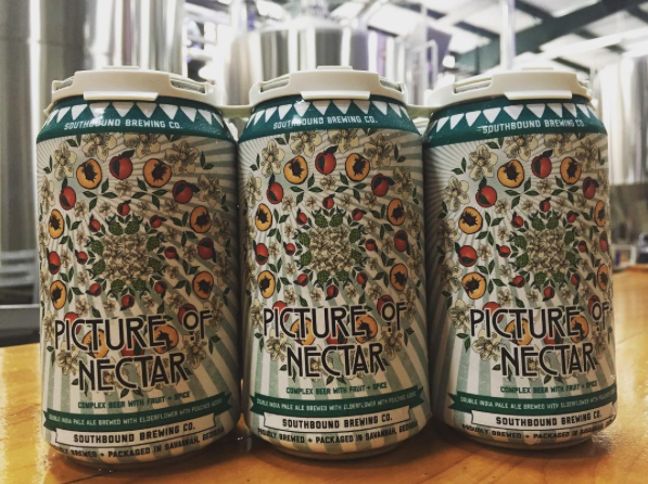 Southbound Picture of Nectar