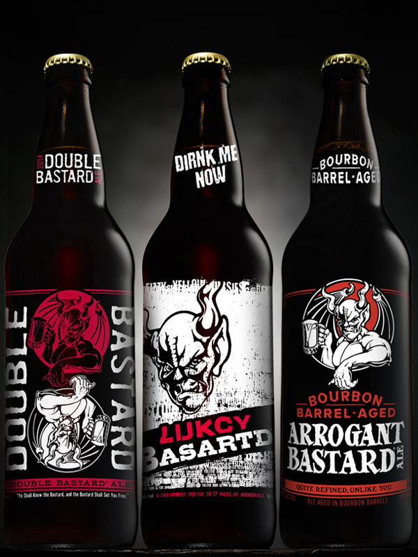 Stone Arrogant Bastard Box Set