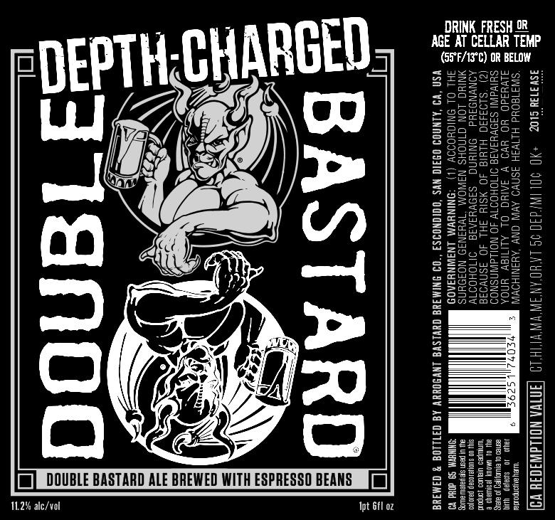Stone Depth Charged Double Bastard