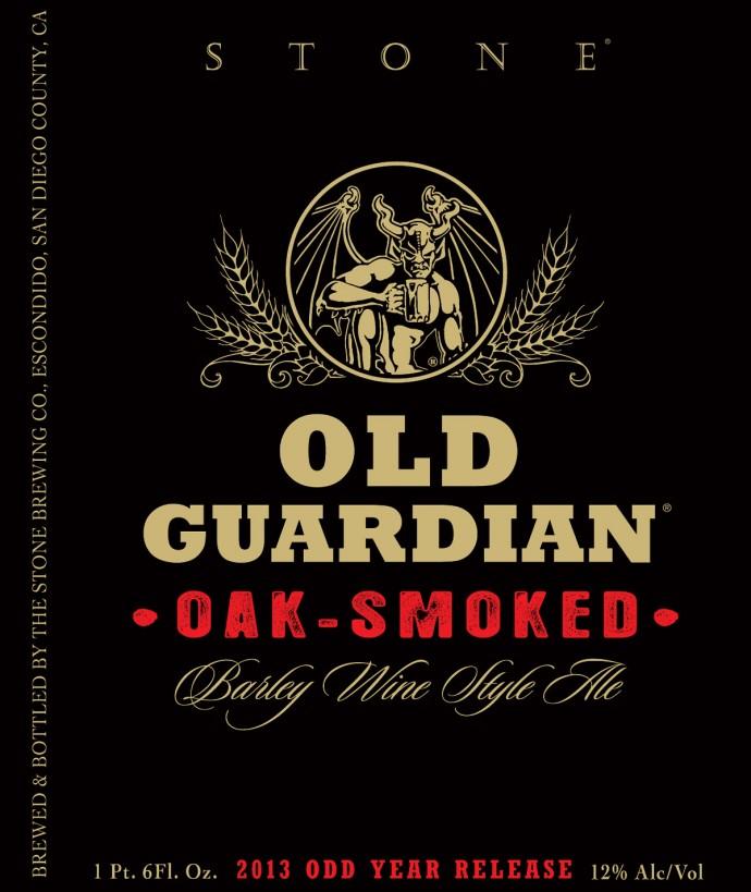 Stone Oak Smoked Old Guardian