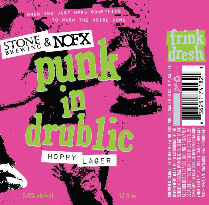 Stone Punk in Drublic