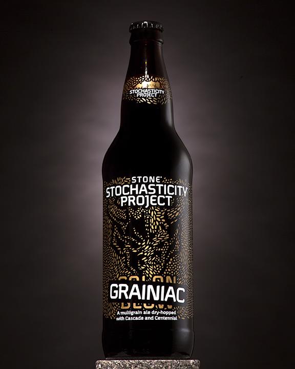 Stone Stochastictity Grainiac