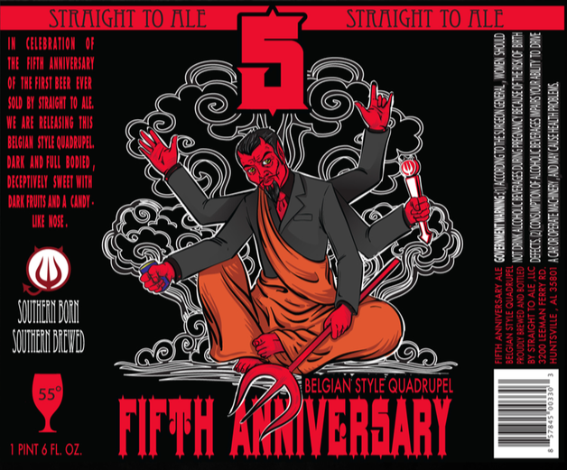 Straight to Ale Fifth Anniversary