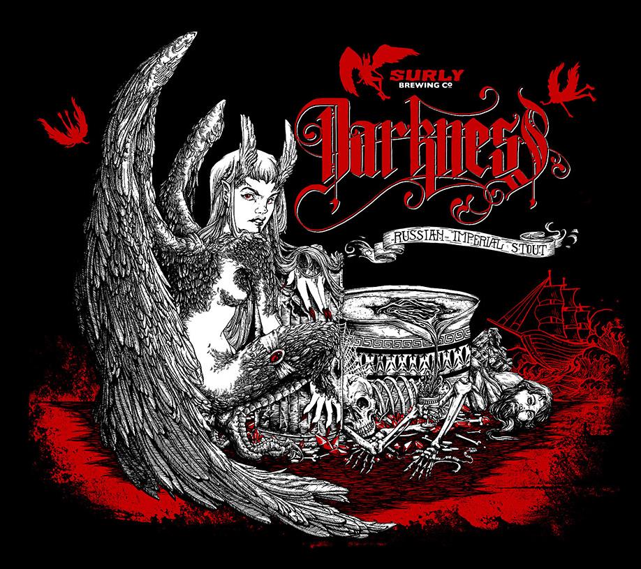 Surly Darkness 2014