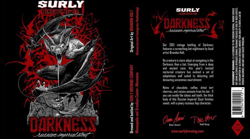 Surly Darkness 2015