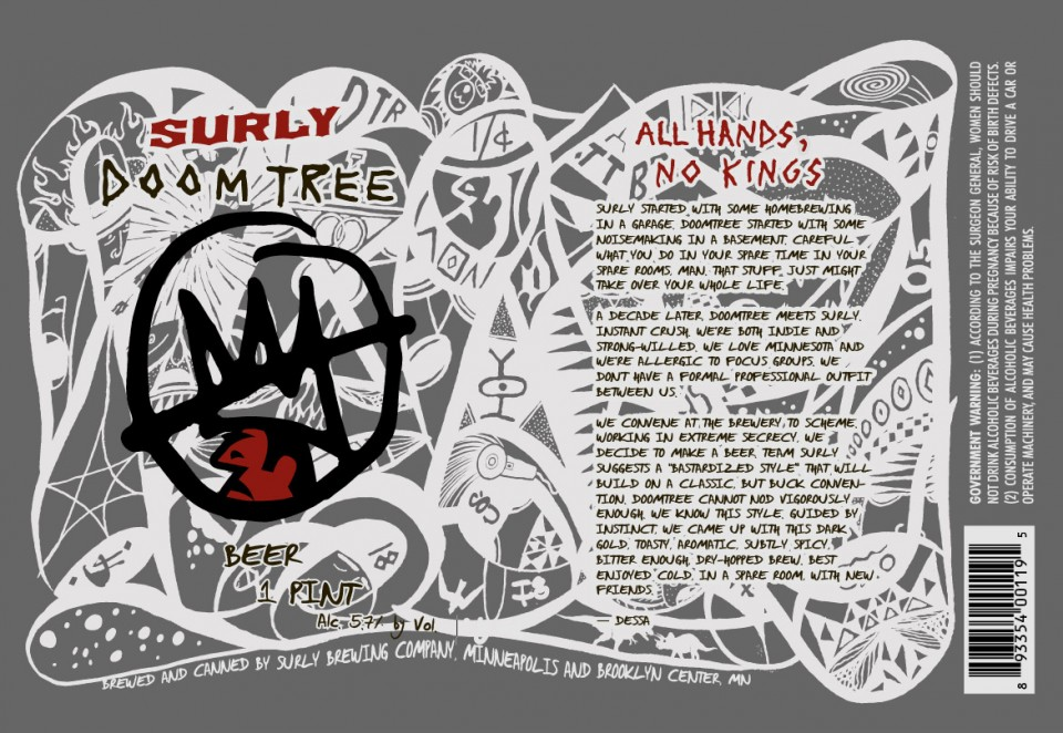 Surly Doomtree Beer