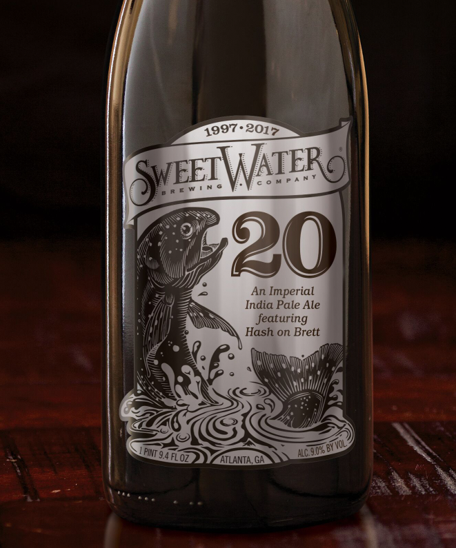 SweetWater 20th Anniversary Ale