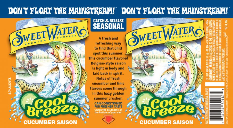 SweetWater Cool Breeze