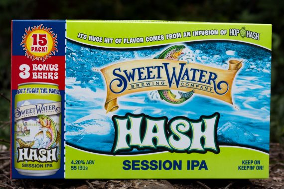 SweetWater Hash Session 15 Packs