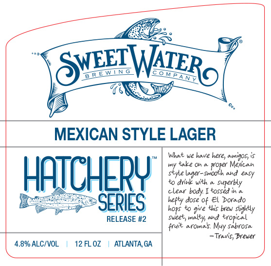 SweetWater Mexican Style Lager
