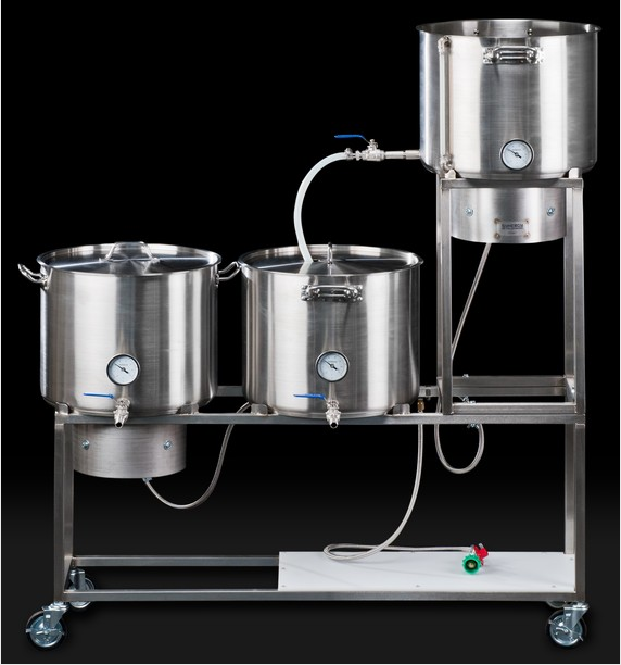 What Is An All Grain System For Home Brewing Reddit