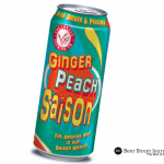 Tallgrass Ginger Peach Saison