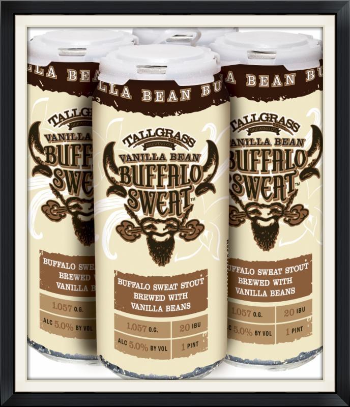 Tallgrass Vanilla Bean Buffalo Sweat