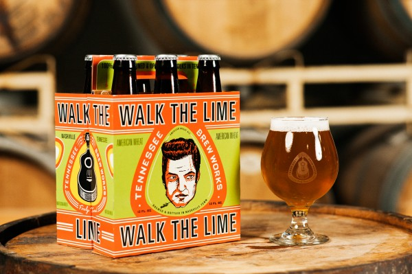 Tennesee Brew Works Walk the Lime