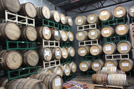 Terrapin Barrel Room