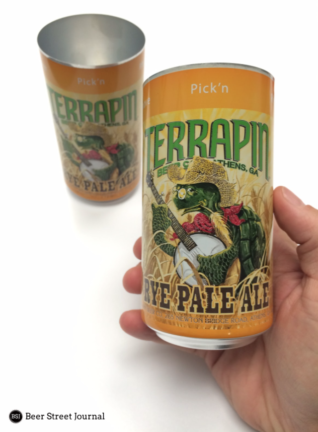 Terrapin Rye Pale Cans